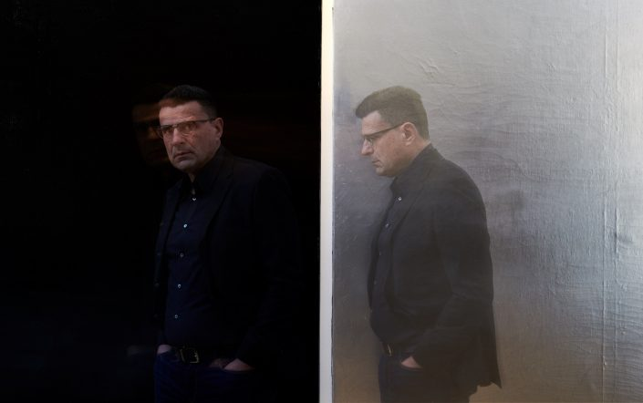 Vesko Gagovic - The exhibition